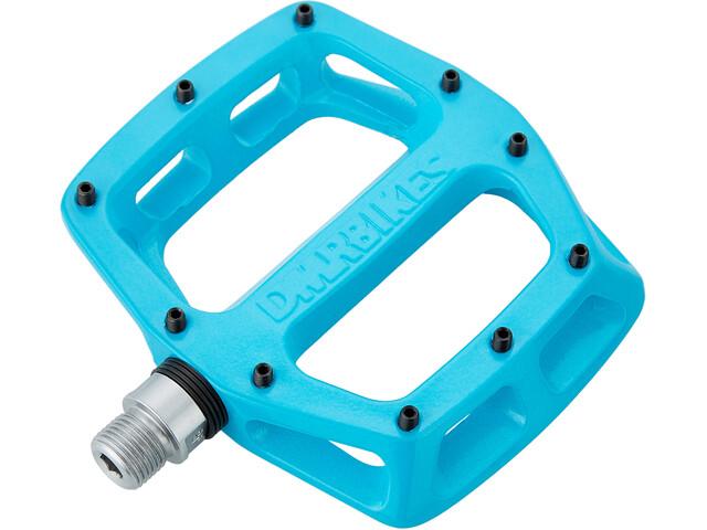 DMR V12 Pedalen, blue